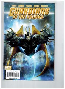 Guardians Of The Galaxy # 3 NM 1st Print Marvel Comic Book Thanos Avengers KS7