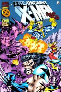 Uncanny X-Men (1981 series) Annual #1995, NM- (Stock photo)