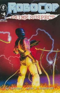 Robocop: Prime Suspect #4 FN; Dark Horse | save on shipping - details inside