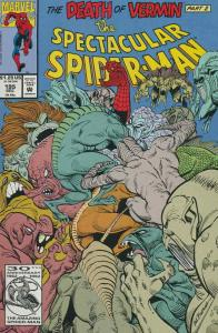 Spectacular Spider-Man, The #195 VF/NM; Marvel | save on shipping - details insi