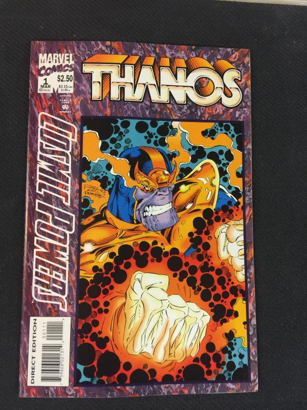Thanos Cosmic Powers #1