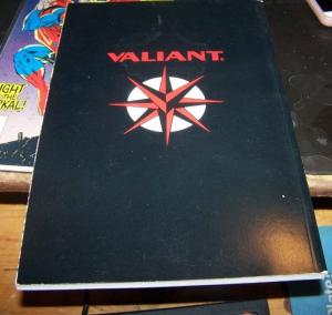 The Valiant Era Collection tpb  (Mar 1994, Acclaim / Valiant)  BLOODSHOT SOLAR