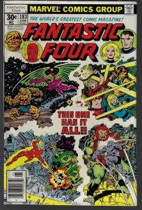 Fantastic Four #183 (Marvel, 1977)