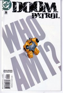 Doom Patrol(vol. 3) # 9,10,11,12,13,14,15,16