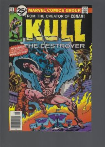 Kull the Destroyer #16 (1976)