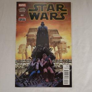 Star Wars 2 Near Mint- Cover by John Cassaday
