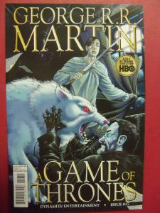 A GAME OF THRONES #17 NM-/NM (9.2 - 9.4) OR BETTER GEORGE R.R. MARTIN