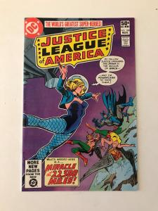 Justice League of America #188 (DC Comics; March, 1981) - VF