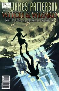 Witch & Wizard: Battle for Shadowland #2, NM + (Stock photo)