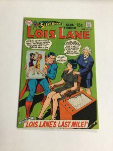 Superman's Girlfriend Lois Lane 100 Vf Very Fine 8.0 DC Comics