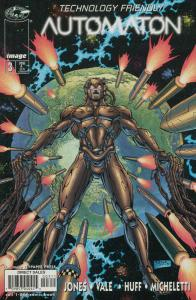 Automaton #3 VF/NM; Image | save on shipping - details inside