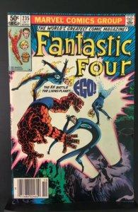 Fantastic Four #235 (1981)
