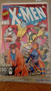 X-Men 1 NM Colossus and Gambit cover