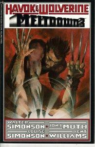 Havok & Wolverine #3 - 9.2 or Better - Marvel 1988