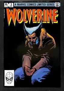 Wolverine (1982) #3 VF+ 8.5