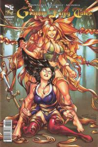 Grimm Fairy Tales #89, NM + (Stock photo)