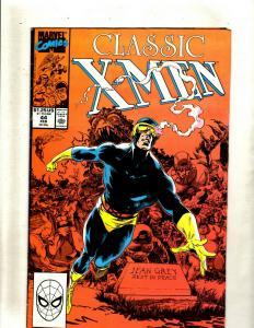 Lot of 11 Classic X-Men Marvel Comics #44 48 50 51 60 62 67 70 81 82 95 HY3