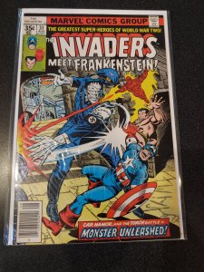 THE INVADERS #31 BRONZE AGE HIGH GRADE VF/NM