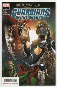 Guardians Of The Galaxy Prodigal Sun #1 (Marvel, 2019) NM
