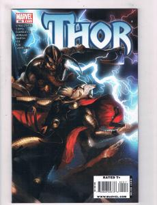 The Mighty Thor # 600 VF Marvel Comic Books Avengers Awesome Issue WOW!!!!!! SW5