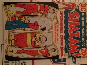 The Original Captain Marvel Shazam