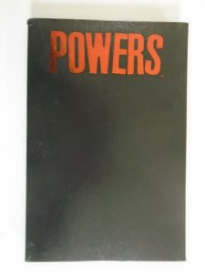 Powers HC Slipcase (2001 Graphitti Designs)