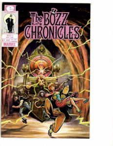 7 Marvel Comics Ghost Rider 9 10 13 15 Bozz Chronicles 3 Misty 5 Inhumanoid J224