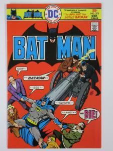 BATMAN 273 VG-F March  1976 COMICS BOOK