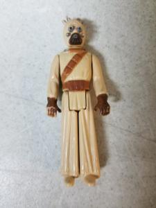 Tusken Raider Kenner Action Figure Star Wars 1977 Skywalker Kenobi Solo TWT1