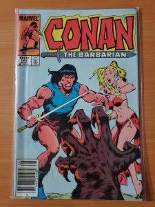 Conan the Barbarian #161(1984)