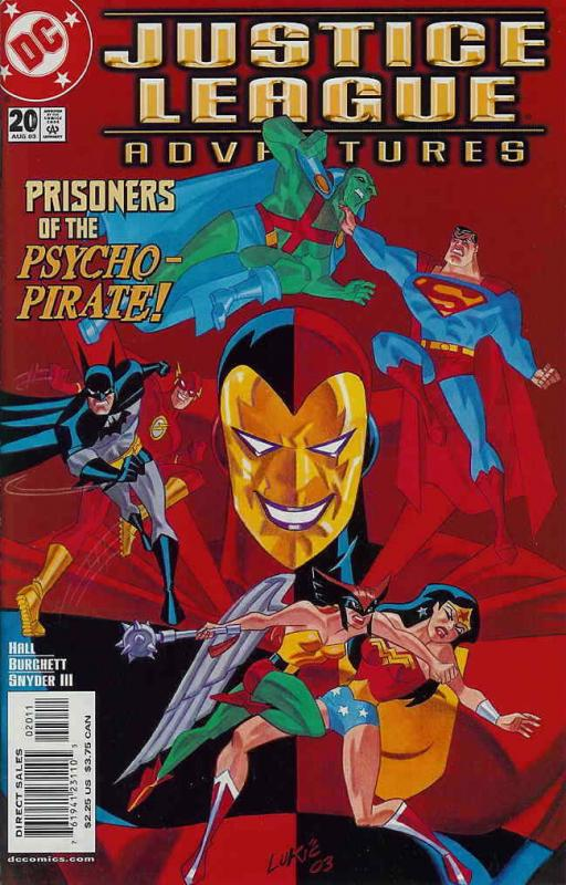 Justice League Adventures #20 VF/NM; DC | save on shipping - details inside