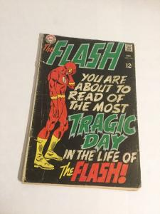 Flash 184 Gd Good 2.0 DC Comics Silver Age