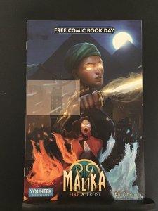 Malika: Fire & Frost #1 (2019) FCBD