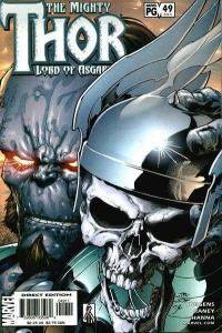 Thor (1998 series) #49, NM- (Stock photo)