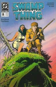 Swamp Thing (2nd Series) #86 VF/NM; DC | save on shipping - details inside