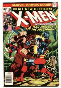 X-MEN #102-ORIGIN OF STORM-1976-HIGH GRADE MARVEL