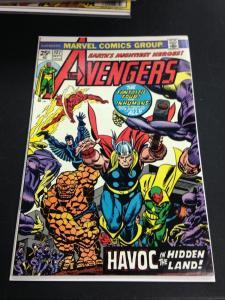 The Avengers 127 VF+ high grade (Sept. 1974)