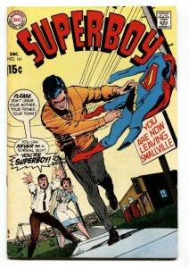 SUPERBOY #161-1970-DC-Silver-Age-NEAL ADAMS-FN/VF
