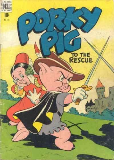 Four Color Comics #191, Fine- (Stock photo)
