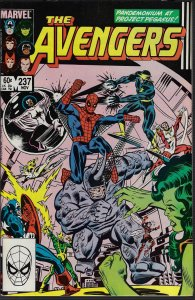 Avengers #237 (Marvel, 1983) NM