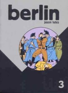Berlin #3 VF; Drawn and Quarterly | save on shipping - details inside