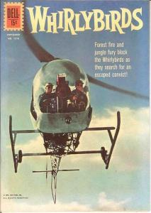 WHIRLYBIRDS F.C.1216 FINE November 1961 COMICS BOOK