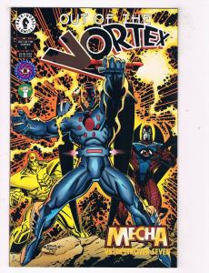 Comic Greatest World: Out Of The Vortex #7 VF Dark Horse Comic Book DE43 TW14