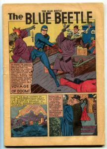 Blue Beetle #33 1944- Golden Age coverless reading copy