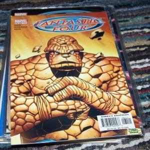 Fantastic Four  #61 (490) (Nov 2002, Marvel) thing cover