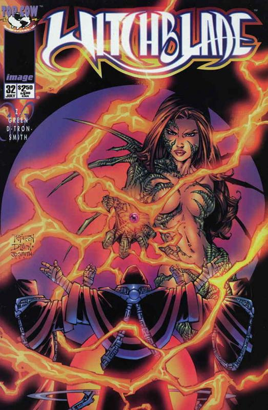 Witchblade #32 VF/NM Image - save on shipping - details inside