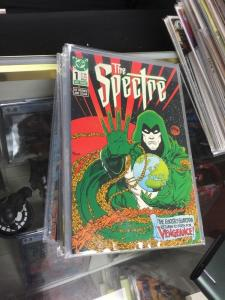 The Spectre 1-21 (Missing 22-31). Annuals 1 2 Mini Series 1-4 All Nm