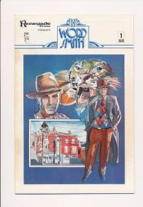 Renegade Press WORD SMITH Aug #1 VF/NM (SRU118)