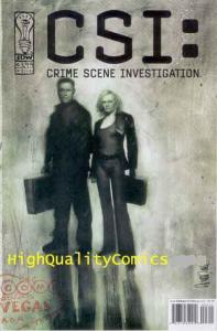 CSI / CRIME SCENE INVESTIGATION #3, NM+, TV, Las Vegas, more in store