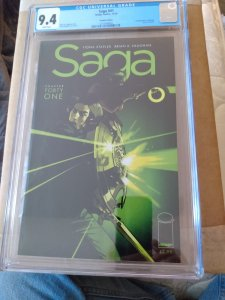 Saga #41 9.4 CGC Recalled Edition